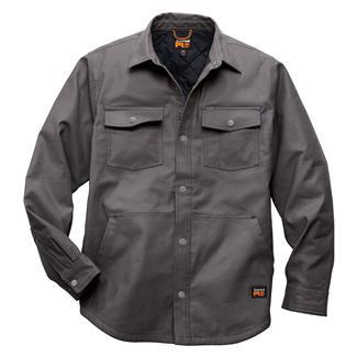 Timberland PRO Insulated Shirt Jacket Pewter