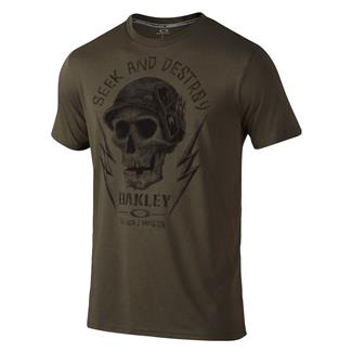 Oakley Seek And Destroy T-Shirt Dark Brush