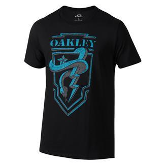 Oakley Snake Shield T-Shirt Jet Black