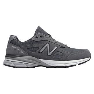 New Balance 990v4 Reflective Dark Gray
