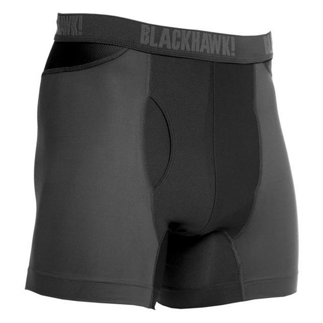 Blackhawk Engineered Fit Boxer Briefs Black