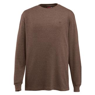 Wolverine Walden Long Sleeve T-Shirt Bison Heather