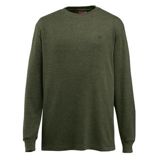 Wolverine Walden Long Sleeve T-Shirt Olive Heather