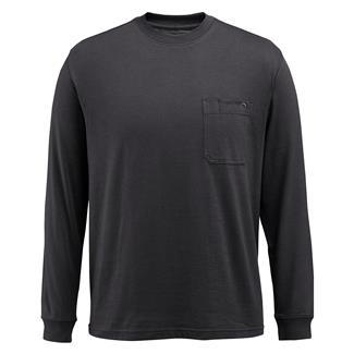 Wolverine Knox Long Sleeve T-Shirt Black