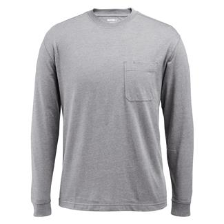 Wolverine Knox Long Sleeve T-Shirt Ash