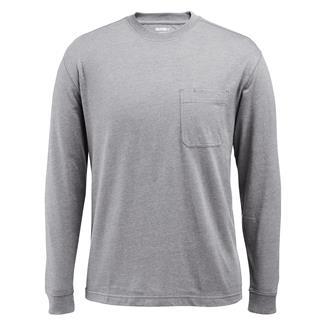 Wolverine Knox Long Sleeve T-Shirt Ash