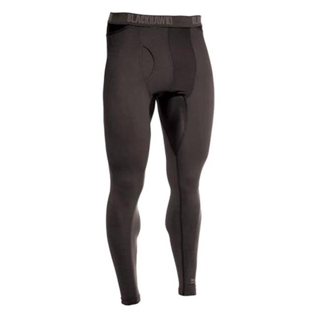 Blackhawk Engineered Fit Long Bottoms Black