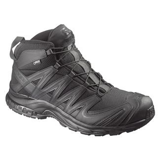 Salomon XA Pro 3D Mid GTX Forces 2 Black / Black / Asphalt