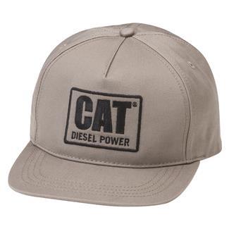CAT Diesel Trucker Hat Gray