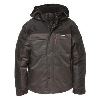 CAT Insulated Twill Jacket Graphite / Black