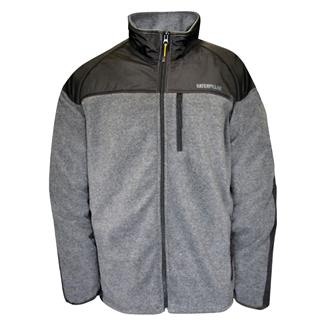 CAT Momentum Fleece Jacket Dark Heather Gray