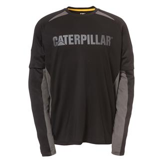 CAT Long Sleeve Expedition T-Shirt Black