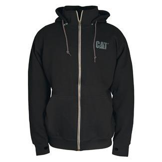 CAT Basin Zip Sweatshirt Black