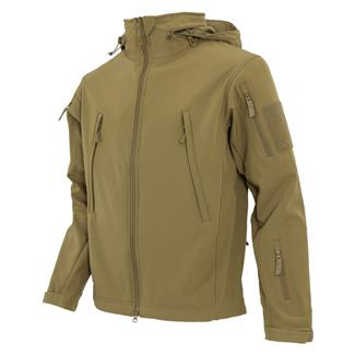 Condor Summit Soft Shell Jacket Tan