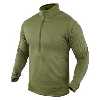Condor Base II Zip Pullover Olive Drab