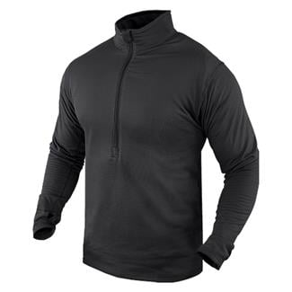 Condor Base II Zip Pullover Black