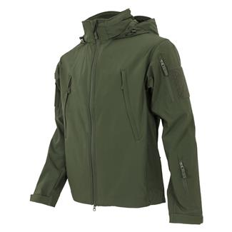 Condor Summit Zero Lightweight Soft Shell Jacket Olive Drab