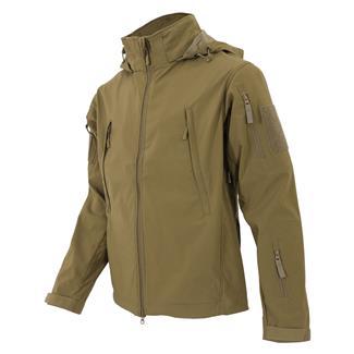 Condor Summit Zero Lightweight Soft Shell Jacket Tan