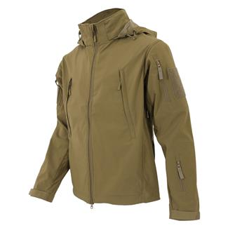 Condor Summit Zero Lightweight Soft Shell Jacket Tan