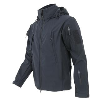 Condor Summit Zero Lightweight Soft Shell Jacket Navy Blue