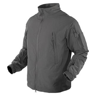 Condor Vapor Lightweight Windbreaker Graphite