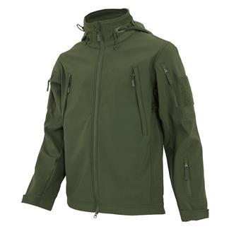 Condor Summit Soft Shell Jacket Olive Drab