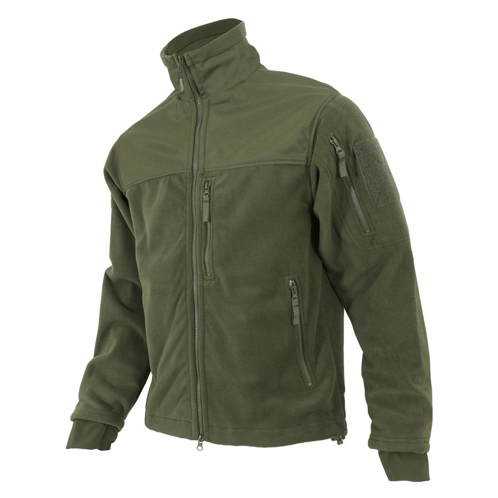 Condor Alpha Micro Fleece Jacket @ TacticalGear.com