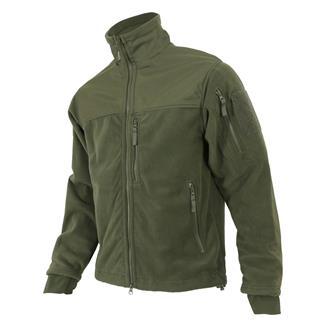 Condor Alpha Micro Fleece Jacket Olive Drab