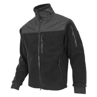 Condor Alpha Micro Fleece Jacket Black