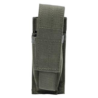 Blackhawk Single Pistol Mag Pouch with TalonFlex Ranger Green