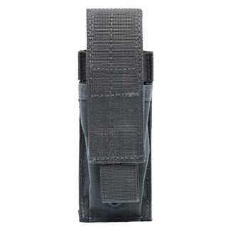 Blackhawk Single Pistol Mag Pouch with TalonFlex Urban Gray