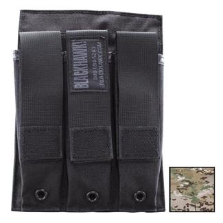 Blackhawk Triple MP-5 Mag Pouch MultiCam
