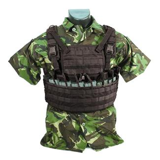 Blackhawk Enhanced Commando Recon Chest Harness Black