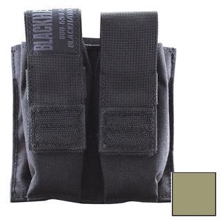 Blackhawk Double Pistol Mag Pouch with TalonFlex Coyote Tan