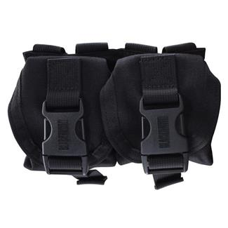 Blackhawk Double Frag Grenade Pouch Black