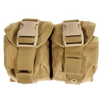 Blackhawk Double Frag Grenade Pouch Coyote Tan