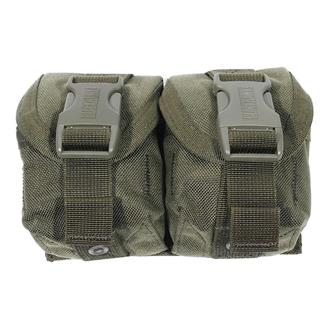 Blackhawk Double Frag Grenade Pouch Olive Drab