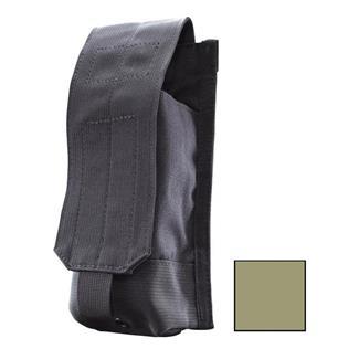 Blackhawk Single AK Mag Molle Pouch Coyote Tan