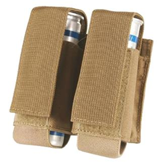 Blackhawk Double 40mm Grenade Pouch Coyote Tan