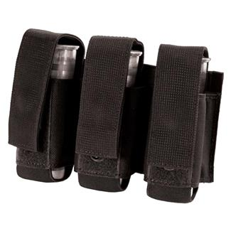 Blackhawk Triple 40mm Grenade Pouch Black