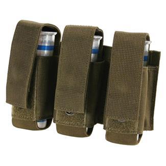 Blackhawk Triple 40mm Grenade Pouch Olive Drab