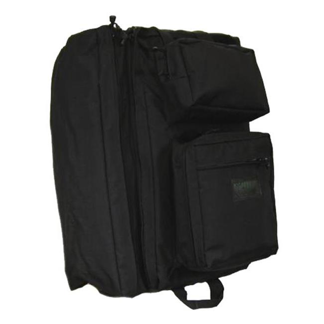 Blackhawk Enhanced Diver Travel Bag w/ Wheels Black