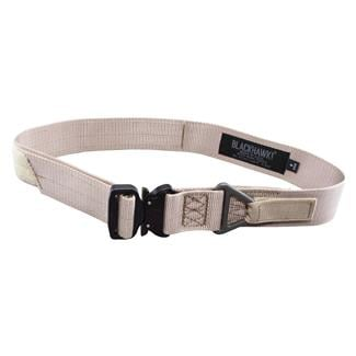 Blackhawk Rigger's Belt with Cobra Buckle Desert Sand Brown