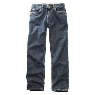 Timberland PRO Grit-N-Grind Denim Work Pants Stone Wash