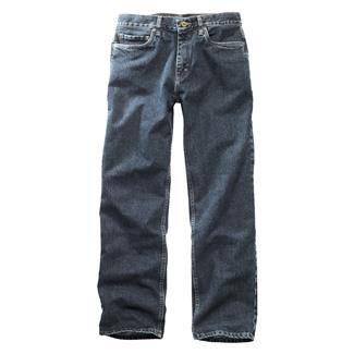 Timberland PRO Grit-N-Grind Denim Work Pants Stone Wash