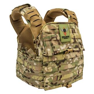 Shellback Tactical Banshee Elite 2.0 Plate Carrier (Gen 2) MultiCam