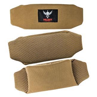 Shellback Tactical Banshee Ultimate Shoulder Pad (Set of 2) Coyote Tan