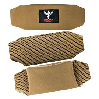 Shellback Tactical Banshee Ultimate Shoulder Pad (Set of 2) Coyote Tan