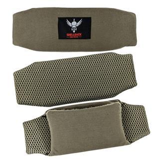 Shellback Tactical Banshee Ultimate Shoulder Pad (Set of 2) Ranger Green