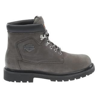 Harley Davidson Footwear Bayport Charcoal Gray